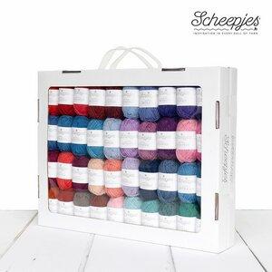 Scheepjes Metropolis colour pack 80x10g