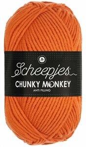 Chunky Monkey Deep Orange 1711 Scheepjes